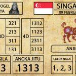 Prediksi Togel Singapura Hari ini 09 Februari 2019 - Mabosway