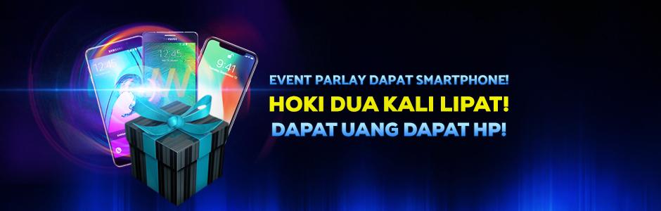 Event Parlay Mabosway Berhadiah SmartPhone