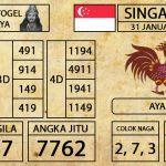 Prediksi Togel Singapura Hari ini 31 Januari 2019 - Mabosway
