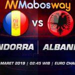 Prediksi Bola Andorra vs Albania 26 Maret 2019