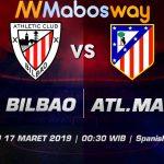 Prediksi Bola Ath Bilbao vs Atl. Madrid 17 Maret 2019