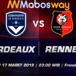 Prediksi Bola Bordeaux vs Rennes 17 Maret 2019