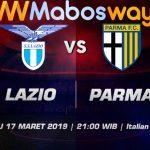 Prediksi Bola Lazio vs Parma 17 Maret 2019