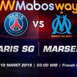 Prediksi Bola Paris Saint Germain vs Marseille 18 Maret 2019