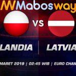 Prediksi Bola Polandia vs Latvia 25 Maret 2019