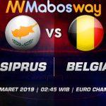 Prediksi Bola Siprus vs Belgia 25 Maret 2019