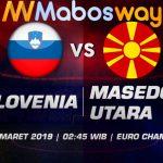 Prediksi Bola Slovenia vs Masedonia Utara 25 Maret 2019