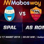 Prediksi Bola Spal vs AS Roma 17 Maret 2019