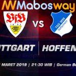 Prediksi Bola Stuttgart vs Hoffenheim 16 Maret 2019