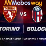 Prediksi Bola Torino vs Bologna 17 Maret 2019