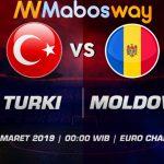 Prediksi Bola Turki vs Moldova 26 Maret 2019