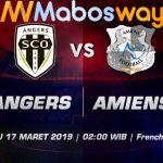 Prediksi Bola Angers vs Amiens 17 Maret 2019