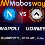 Prediksi Bola Napoli vs Udinese 18 Maret 2019