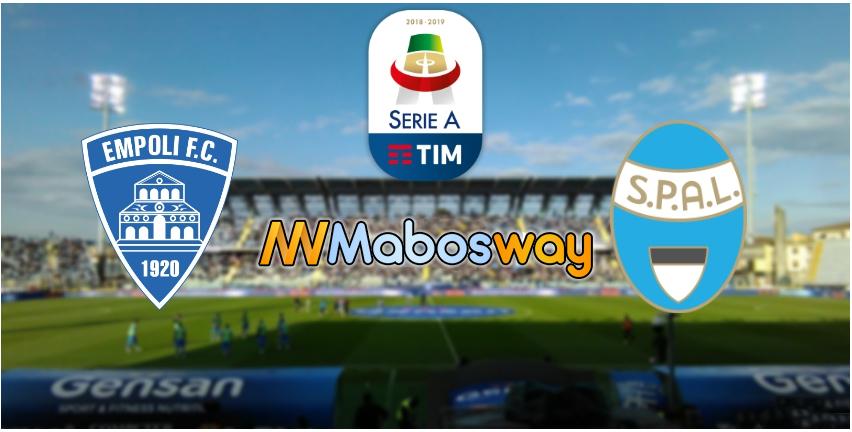 Prediksi Bola Empoli VS SPAL 20 April 2019